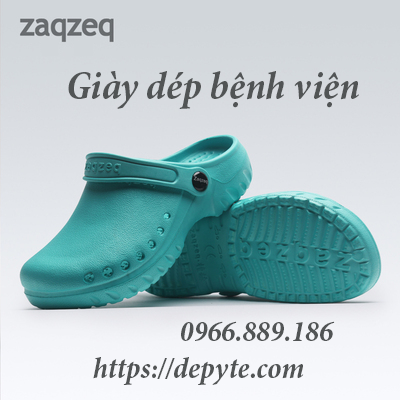 ZaqZeq / Tân Ông Bao Đầu dép dép mùa hè mềm dép trong nhà và ngoài trời dưới lỗ giày giày casual