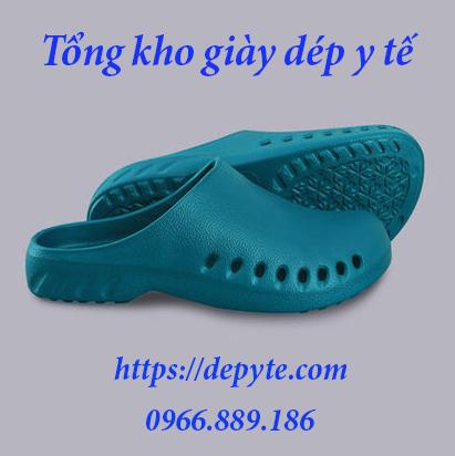 Theo Lang Teng dép 2020 đôi giày mới y tá giày các bác sĩ phẫu thuật bệnh viện phòng mổ giày dành cho nam giới và phụ nữ giày chống trượt Baotou